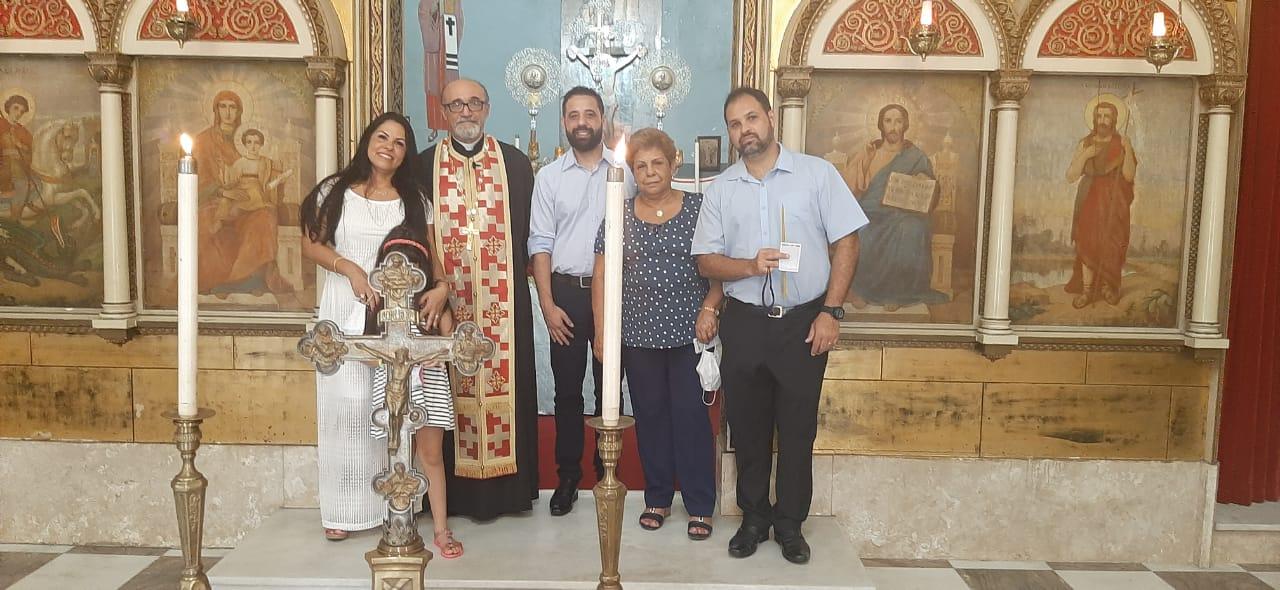 batismo levi