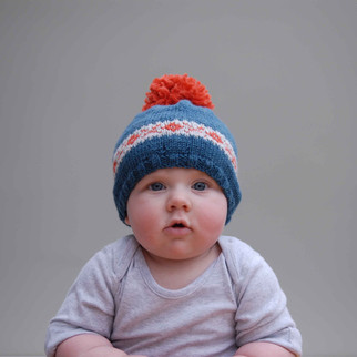 New Bobble Hat!