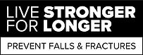 Prevent falls and fractures logo