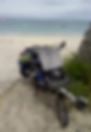 Camping Tandem Morpheus Belle île en mer