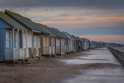 Sutton Beach Huts 1