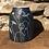 Thumbnail: Dark Blue Stoneware Dome Vase