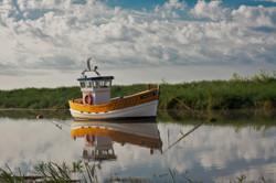 Saltfleet Haven Boat