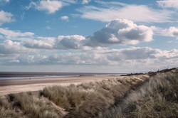 Mablethorpe beach 1