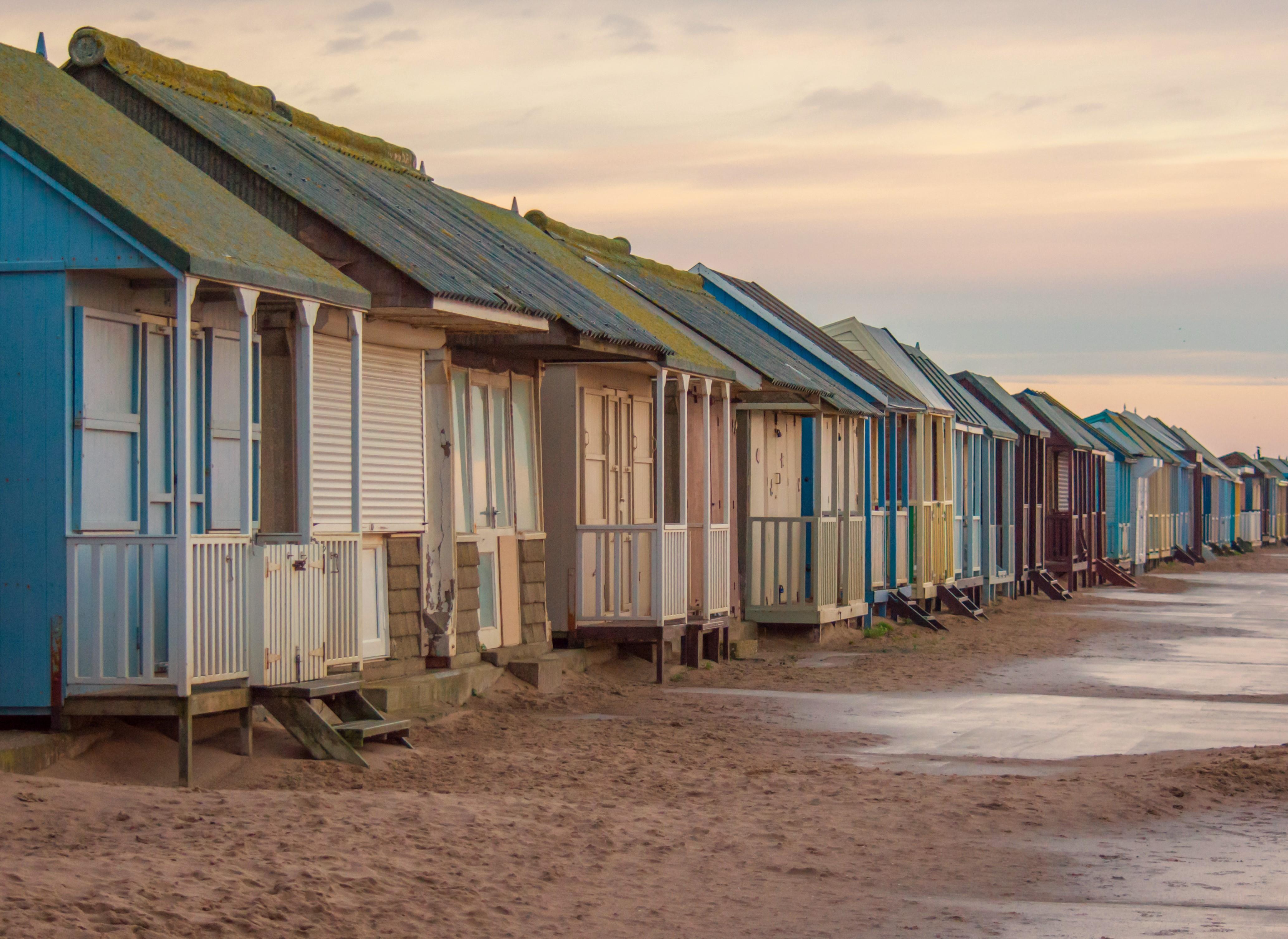 Beach Huts 16