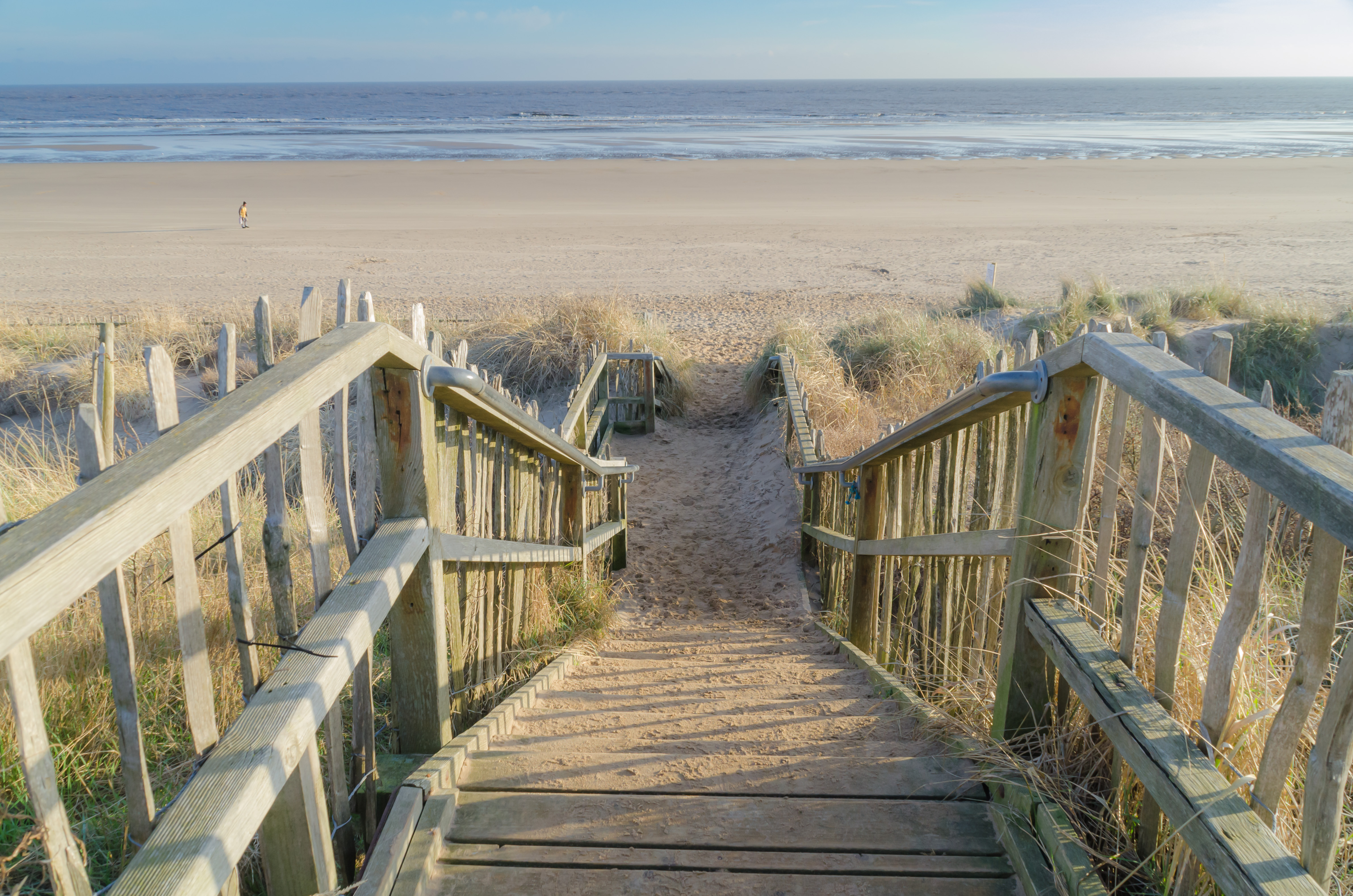 Mablethorpe beach 1