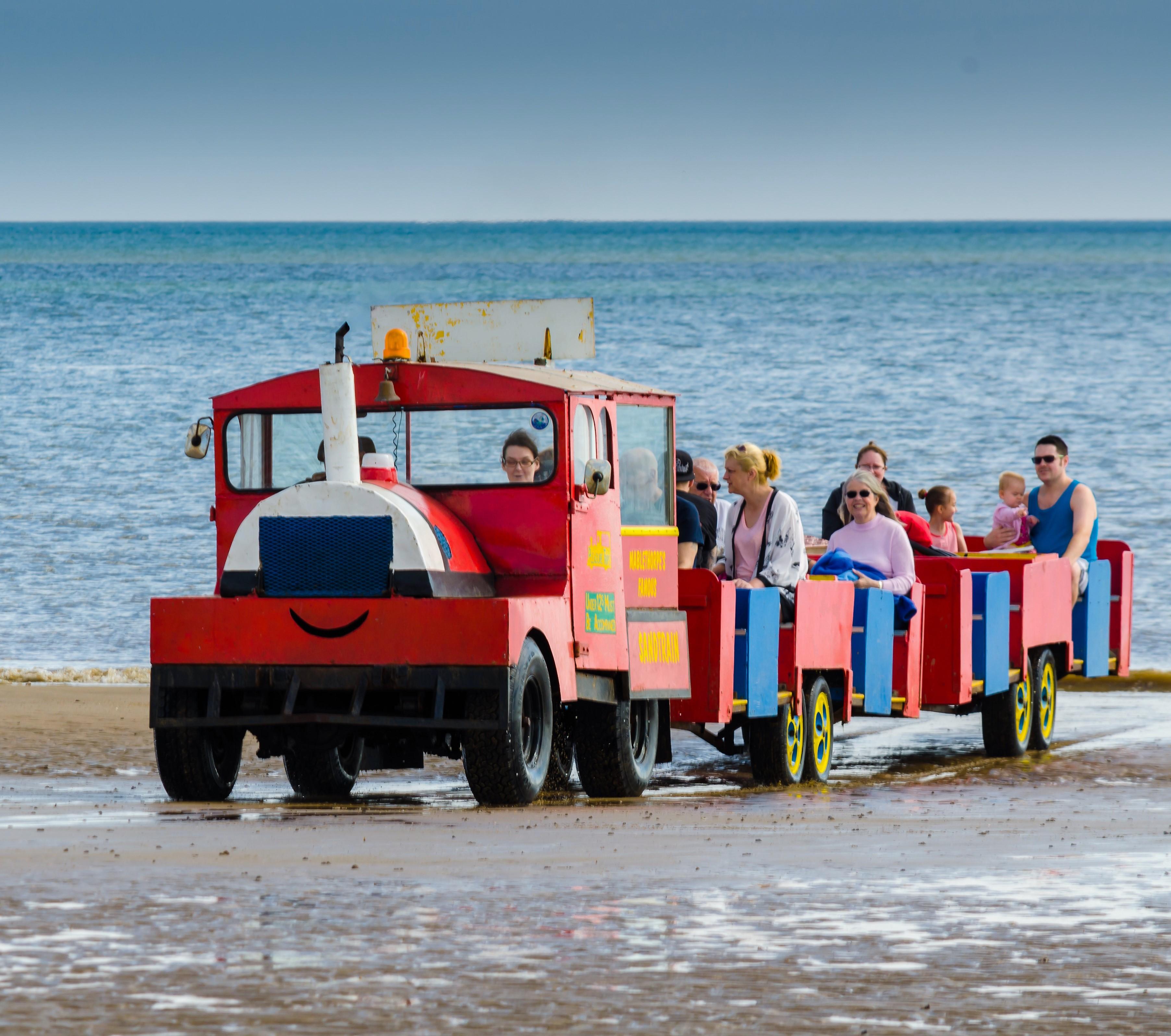 Sand Train 1