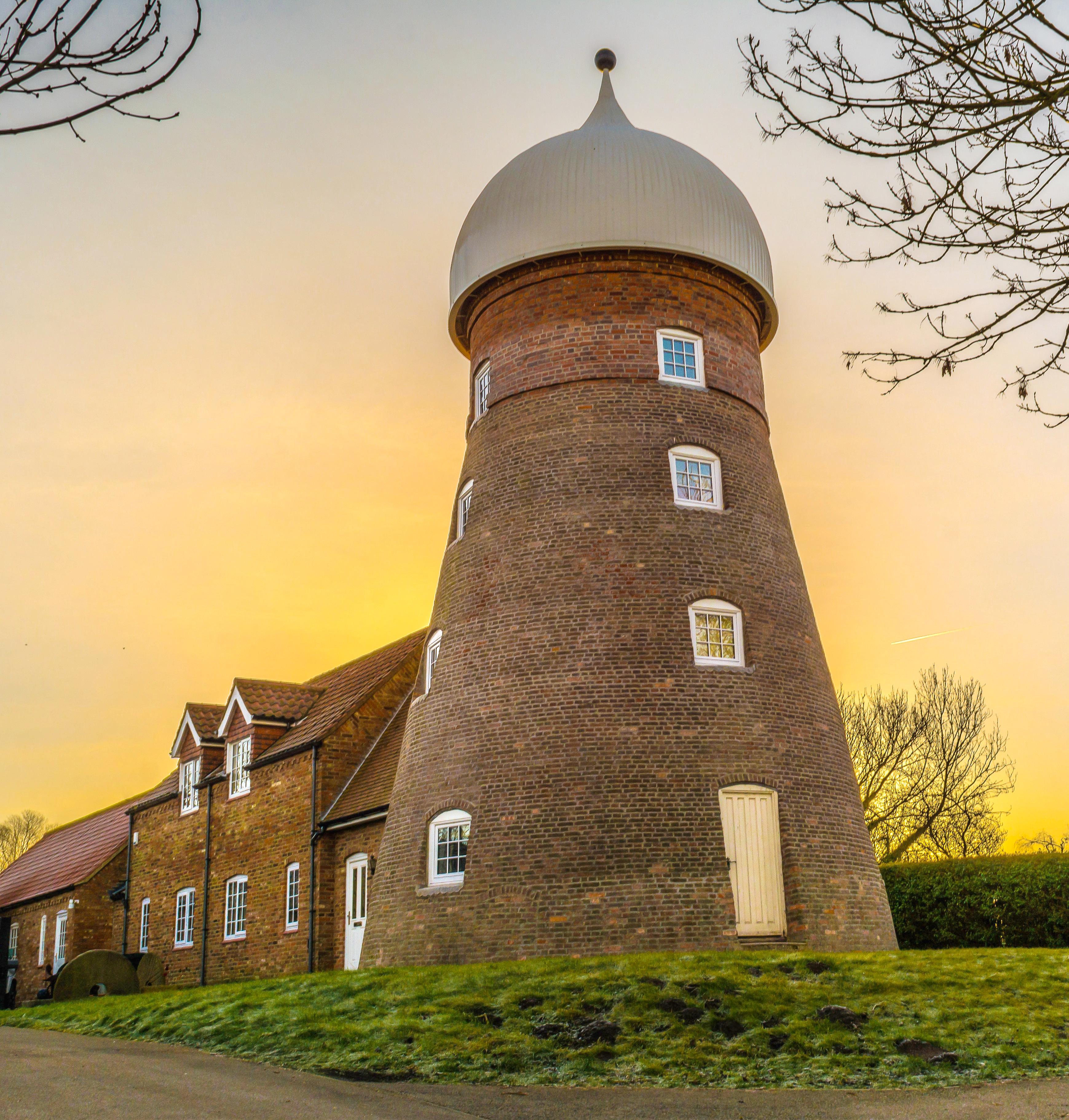 Saltfleet Windmill 7