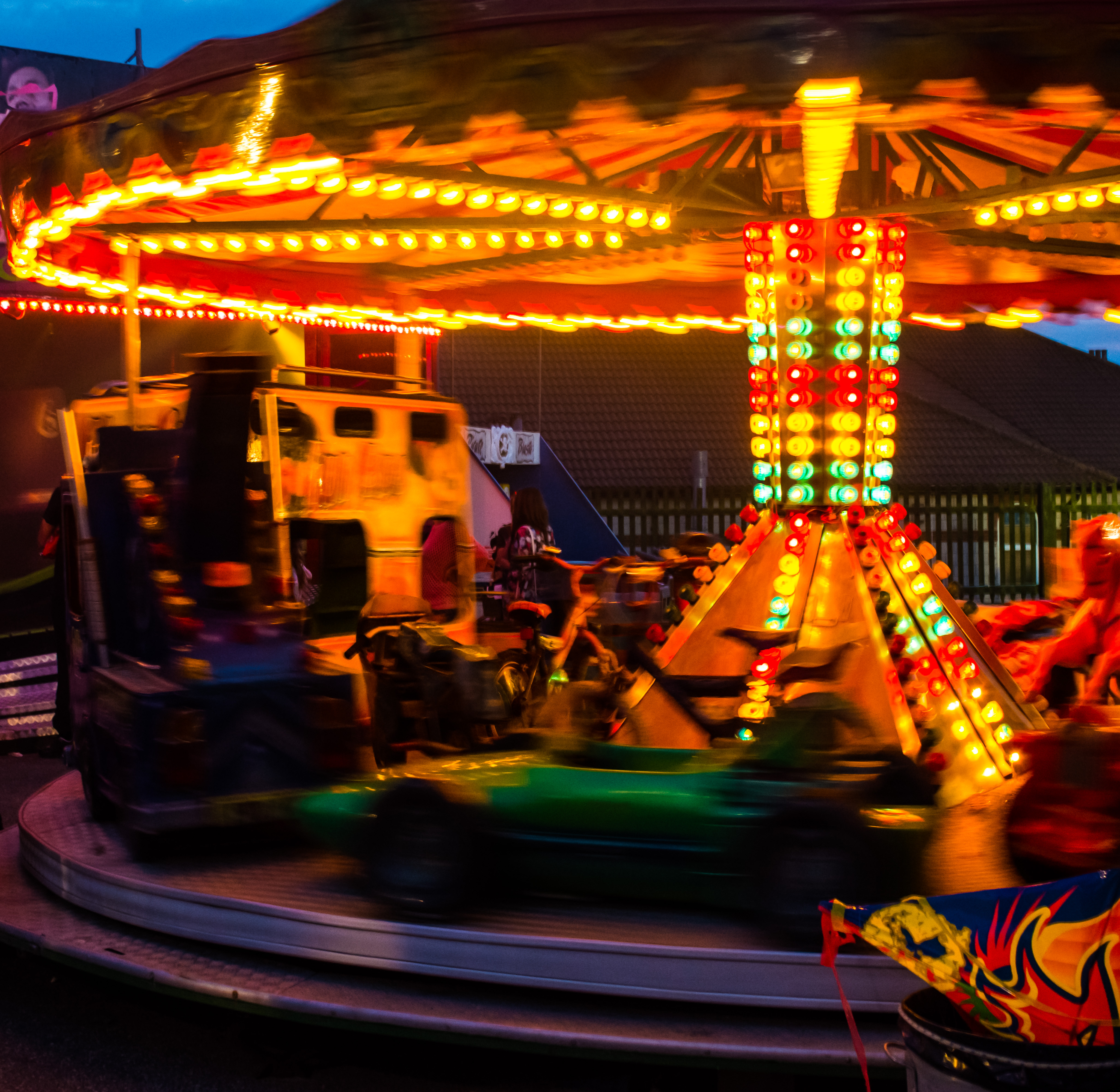 Mablethorpe fair 12
