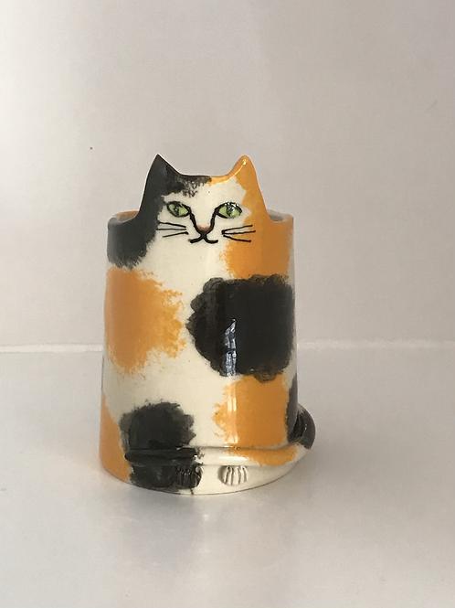 Kitty Plant Pot