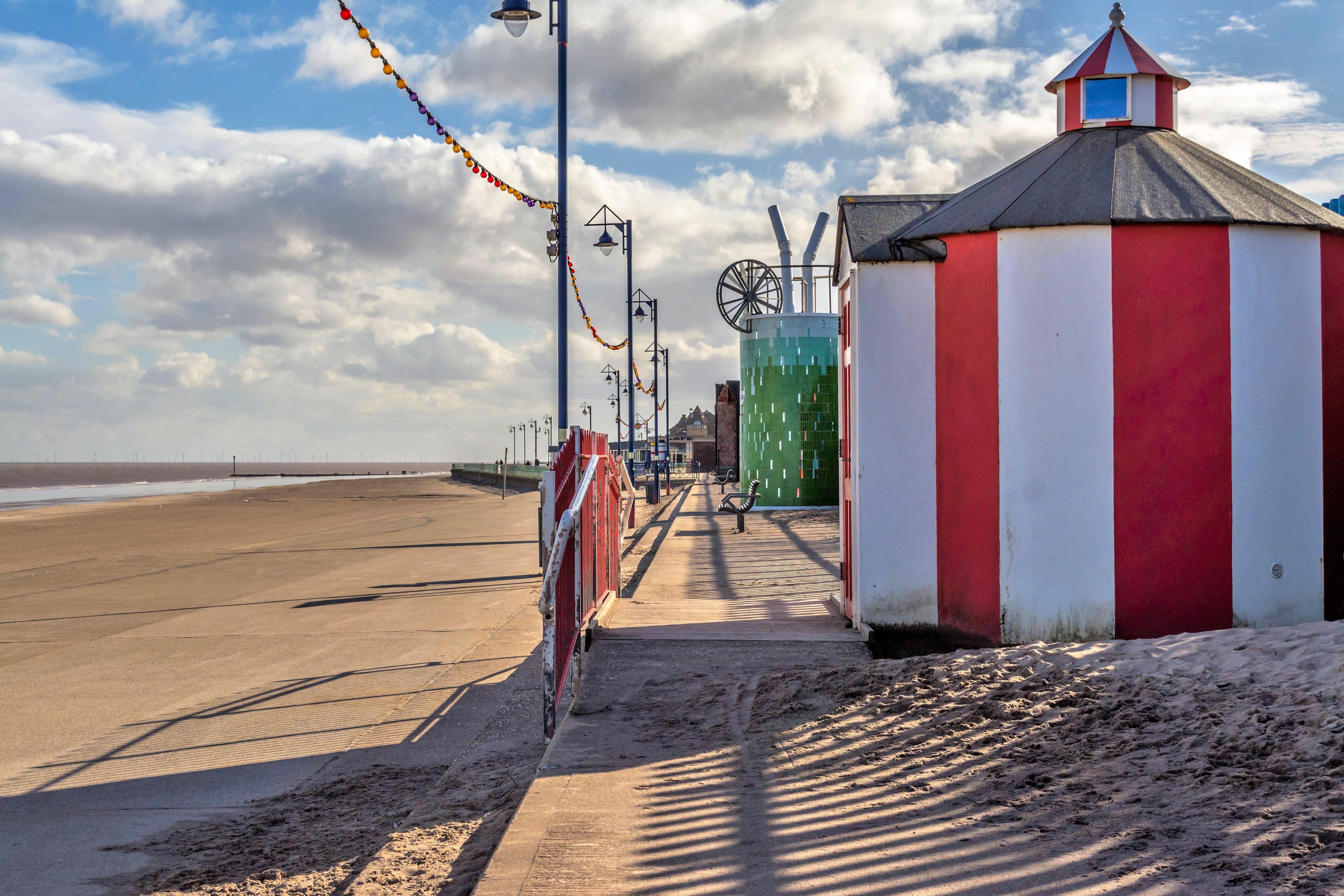Beach Huts 21