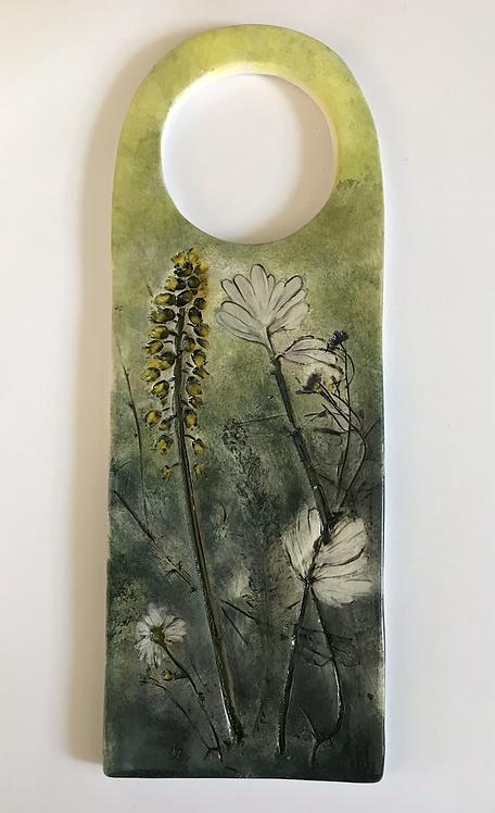 Botanical Door Hanging