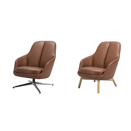 Assia - Lounge Chair