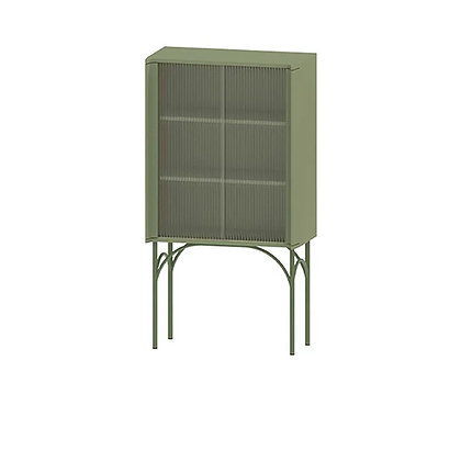 Impression Glass - Cabinet