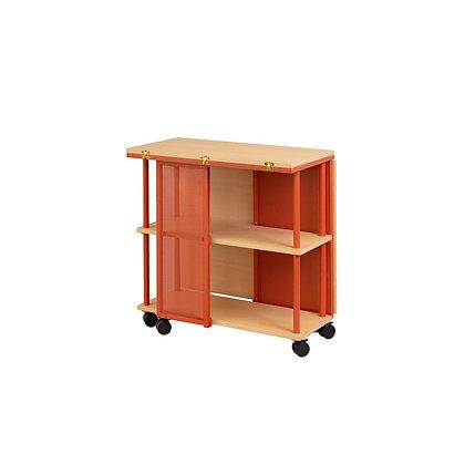 Capsule - Foldable table/Shelves