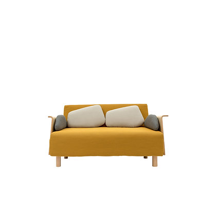 Pebble - 2 Seater Sofa Bed