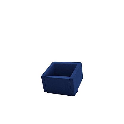 Cut Sofa - 1 Seater