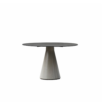 Ding L - Round dining table