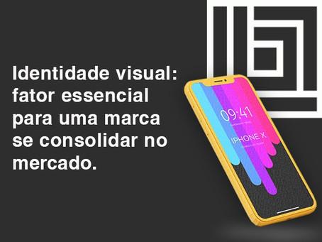 Identidade visual: fator essencial para uma marca se consolidar no mercado