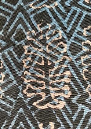Contemporary Babooliya print