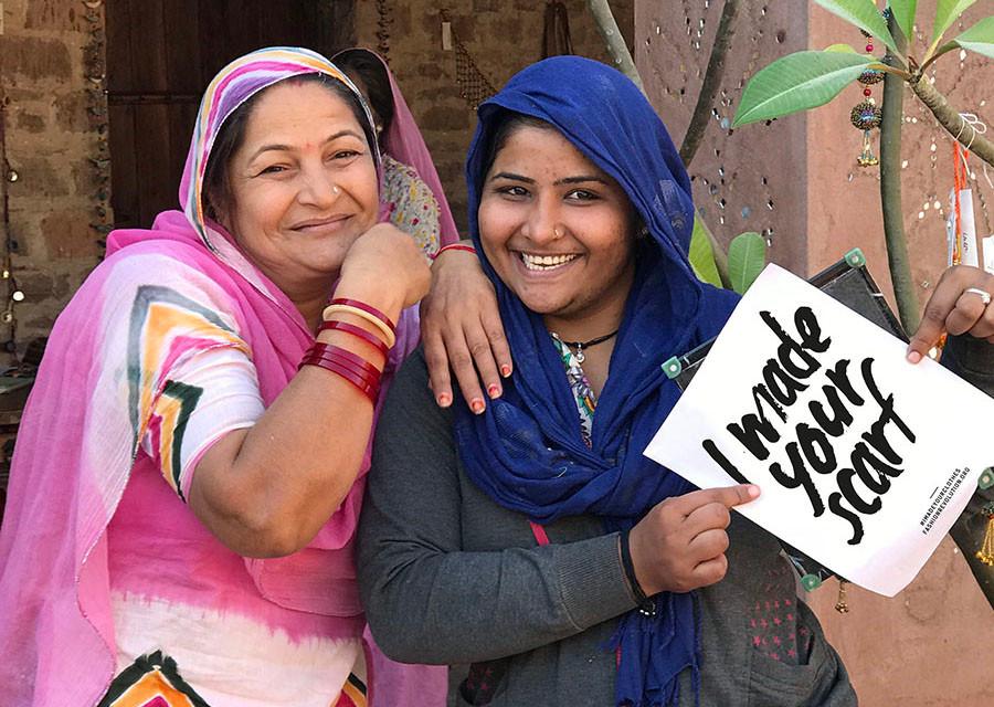 Fashion revolution in Chandelao