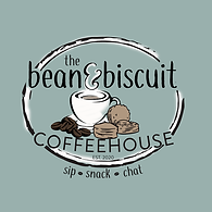 The Bean and Biscuit Logo