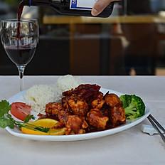 General Tso's Shrimp