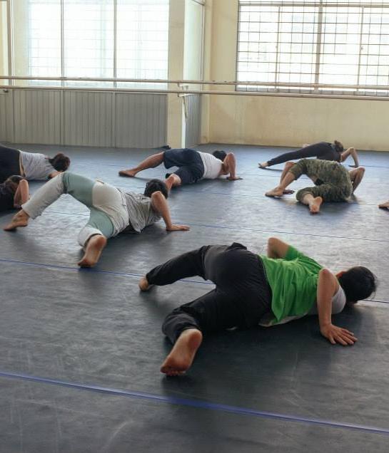 Workshop for BONG SEN