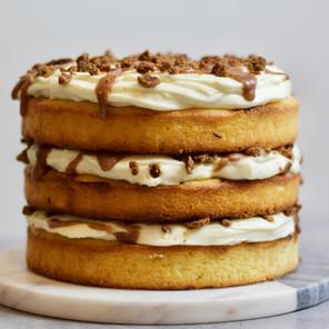 Layer Cake goût Cinnamon Rolls