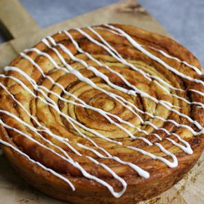 Cinnamon Roll Geant