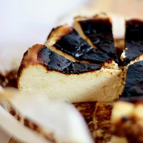 Cheesecake Basque (Brûlé)