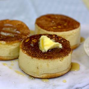 Pancakes Japonais ultra Fluffy