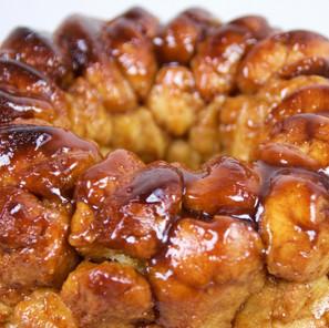 Monkey Bread (brioches caramélisées)