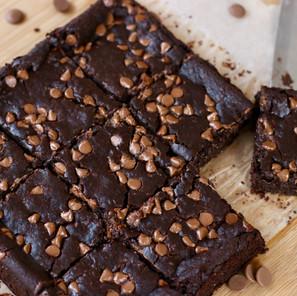 Brownies Vegan (Black Beans Brownies)