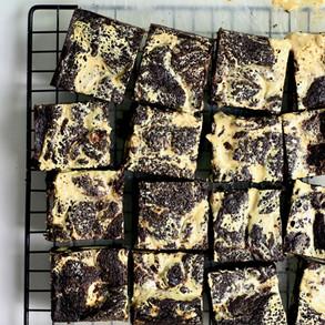 Brownies Tahini/Halva
