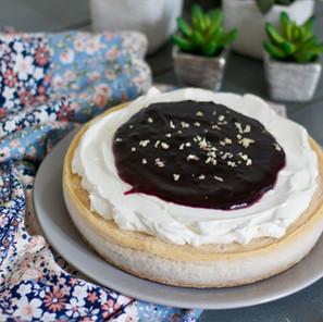 Cheesecake au Micro-Ondes