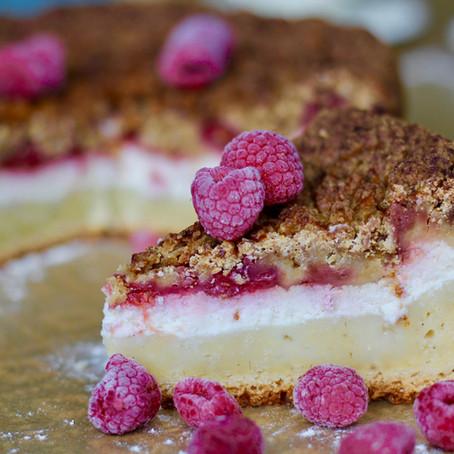 Coffee Cake Framboises - Cheesecake