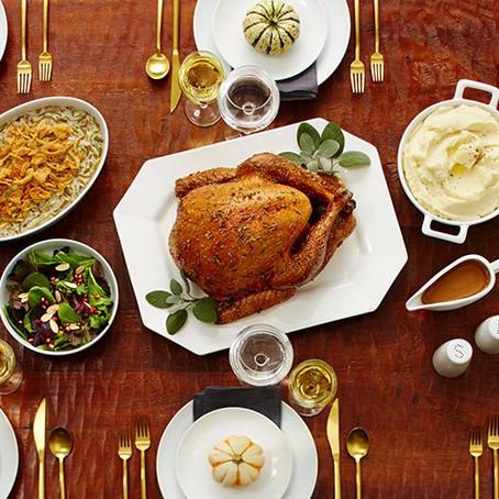 Thanksgiving: les recettes indispensables pour célébrer comme aux US