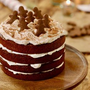 Gâteau à Etages façon Pain d'Epices
