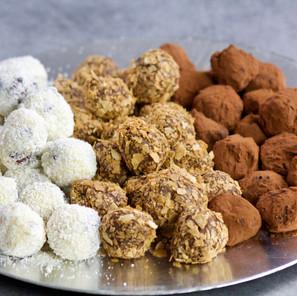 Truffes 3 chocolats