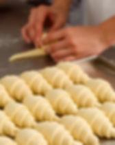 Fazendo Croissants