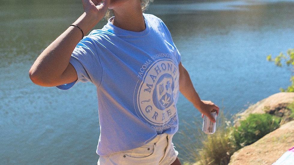 'Bluniverse' T-Shirt ( MG Summer 2020 Collection )