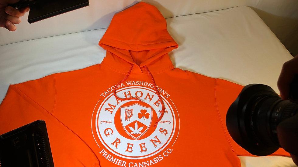 'Agent Orange' Sweatshirt ( MG Premium Collection )