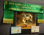 Pine Rivers Show award