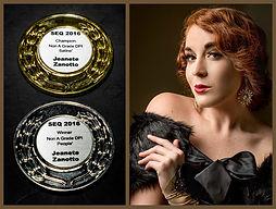 Salon of Excellence award