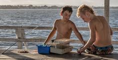 """""""Boys Fishing"""""""