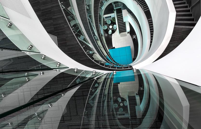 Atrium, Port Office, Brisbane