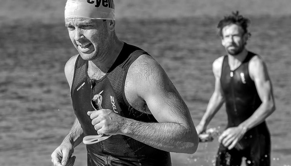 Bribie Triathlon 2017