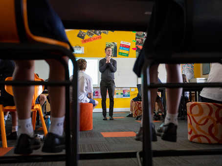 Lessons from Lockdown: How Central Coast Adventist School used PBL to keep students engaged
