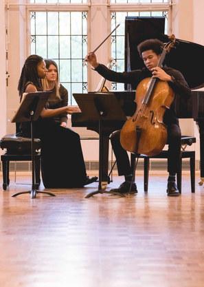 Kanneh-Mason Piano Trio